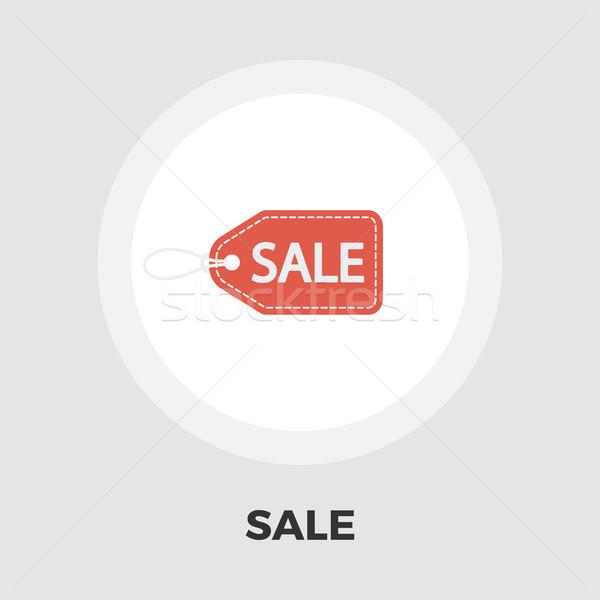 販売 ラベル アイコン ベクトル 孤立した 白 ストックフォト © smoki