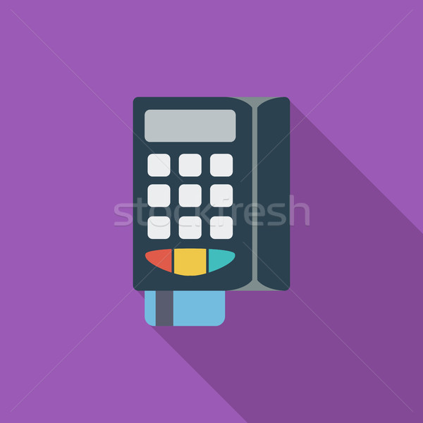 POS terminal Stock photo © smoki