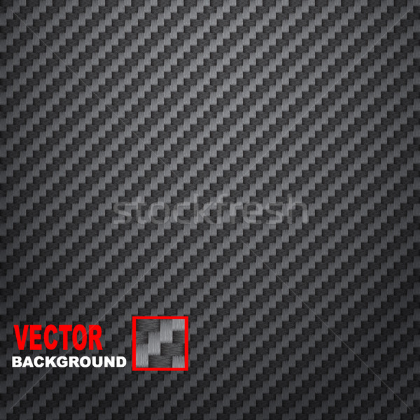 Carbon Fiber Background Stock photo © smoki