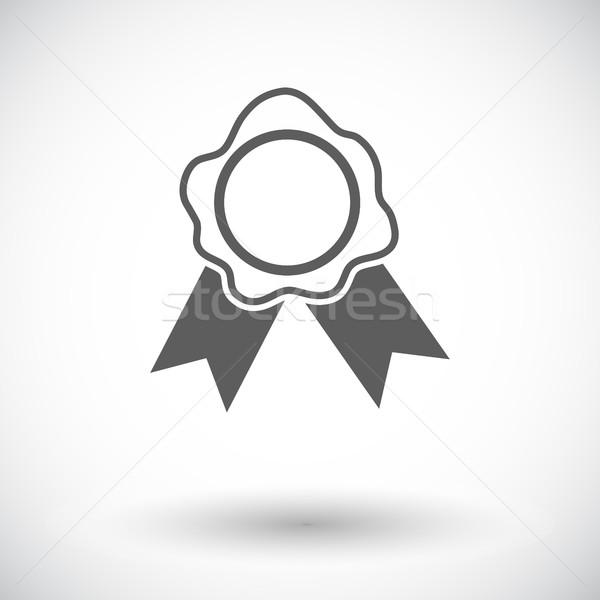 Seal icon Stock photo © smoki