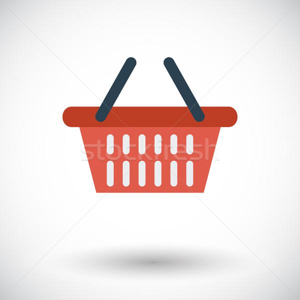 Shopping basket Stock photo © smoki