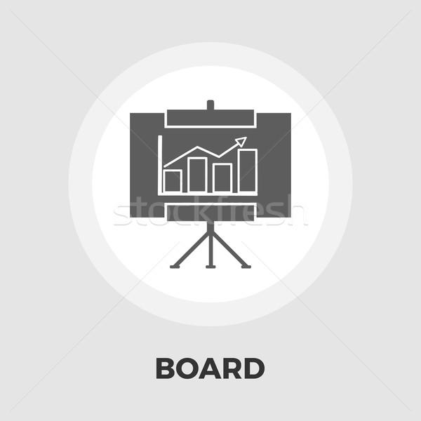 совета икона вектора изолированный белый Сток-фото © smoki