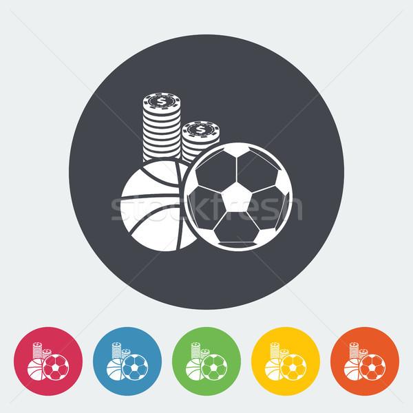 Sport games Stock photo © smoki