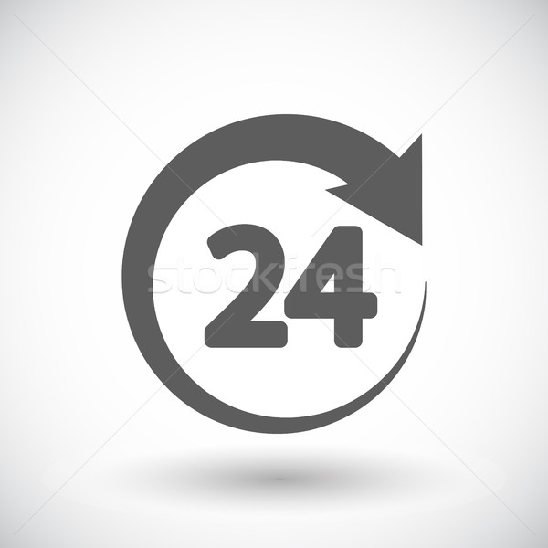 Hours 24 Stock photo © smoki