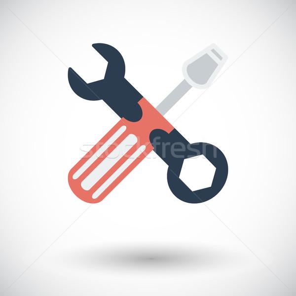 Repair icon. Stock photo © smoki