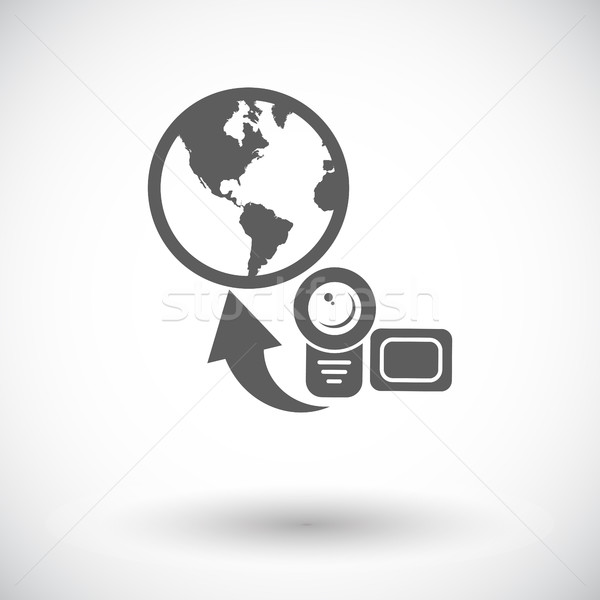 Upload video Stock photo © smoki