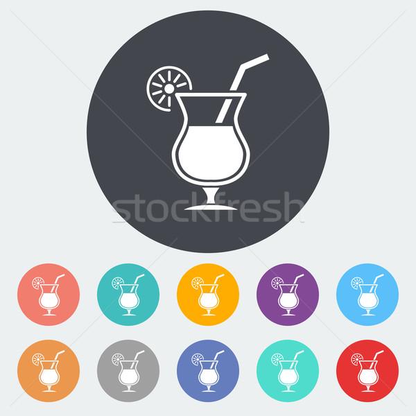 Cocktail Stock photo © smoki