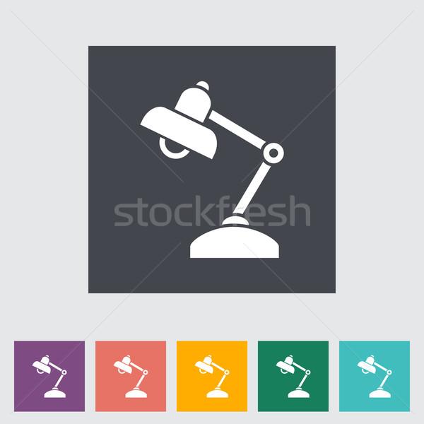 Reading-lamp Stock photo © smoki