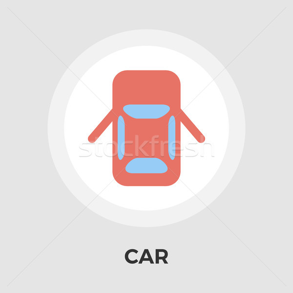 Car Vector Flat Icon Stock photo © smoki