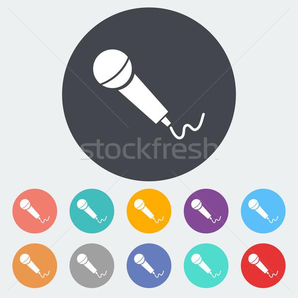 Microphone Stock photo © smoki