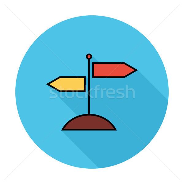 Cartello icona mobile web applicazioni segno Foto d'archivio © smoki