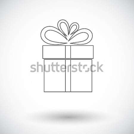 шкатулке икона белый аннотация фон красоту Сток-фото © smoki