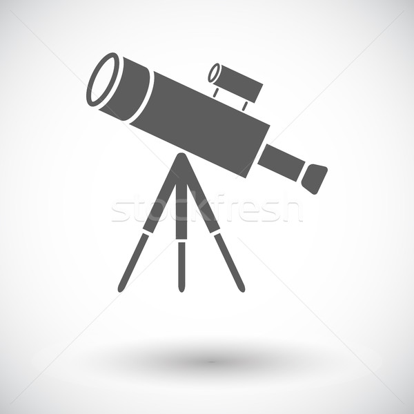 Telescope Stock photo © smoki