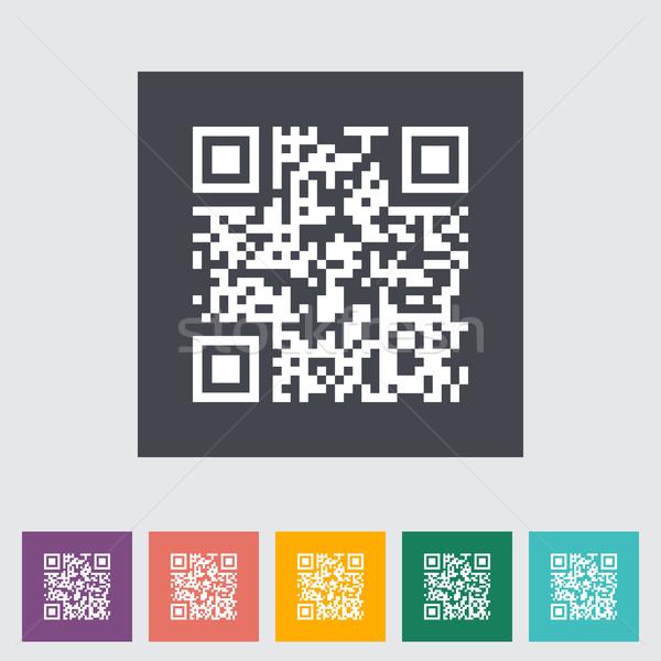 Qrコード 色 ビジネス 抽象的な デザイン 技術 ストックフォト © smoki