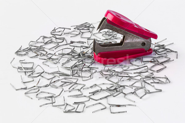 Staple and remover Stock photo © smuay