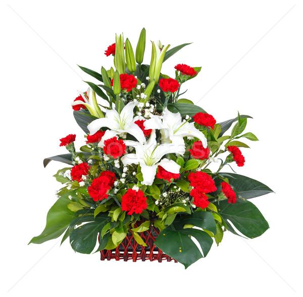 Flower bouquet Stock photo © smuay