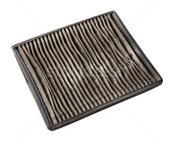 Dirty air filter Stock photo © smuay