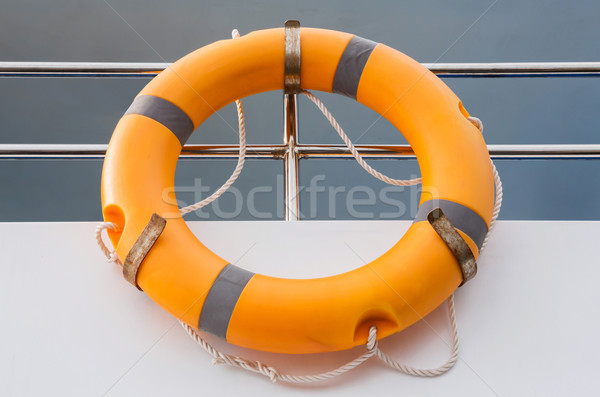 Life buoy Stock photo © smuay