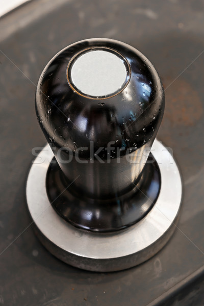 Coffee tamper Stock photo © smuay