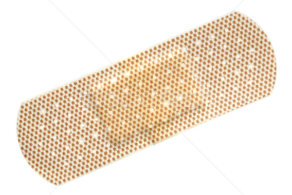 Plastic adhesive bandages Stock photo © smuay