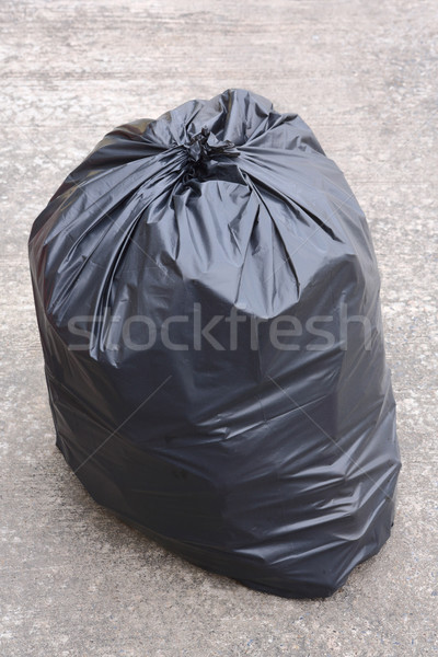 Garbage bag Stock photo © smuay