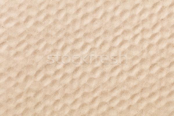 Méhsejt papír tábla közelkép textúra karton Stock fotó © smuay