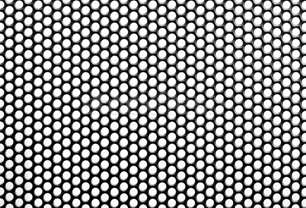 Iron Perforated Sheet  Stock photo © smuay