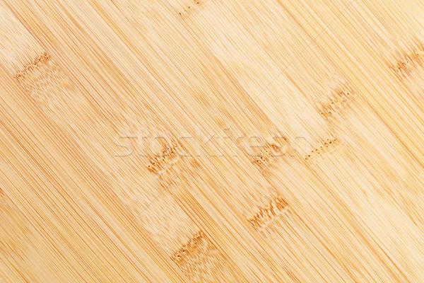 Bambu ahşap doku ahşap duvar Stok fotoğraf © smuay