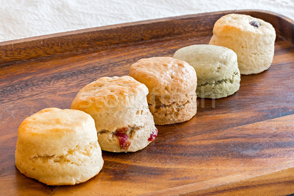 Scones Stock photo © smuay