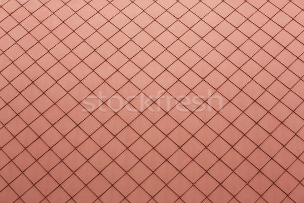 тайский храма крыши плитки красный Азии Сток-фото © smuay