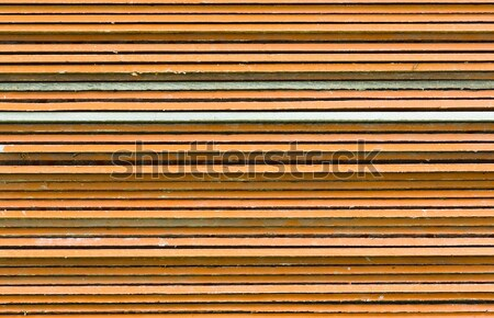 Stacks of roof tiles Stock photo © smuay