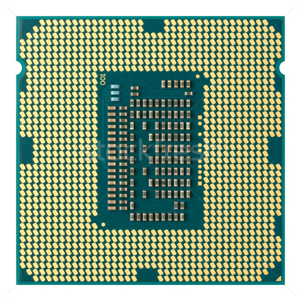 CPU Downside Stock photo © smuay