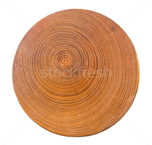 Rings of wood Stock photo © smuay