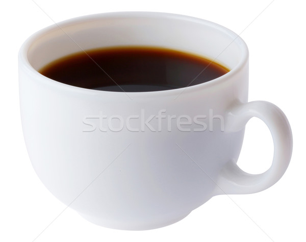 Coffee cup with clipping path  Stock photo © smuay