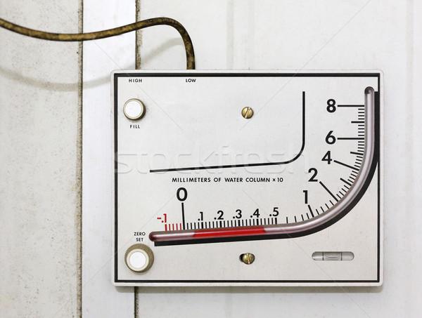 Manometer Stock photo © smuay