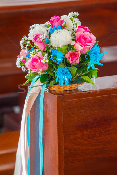 Flower bouquet Stock photo © smuay