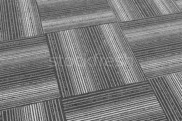Absztrakt szürke szín szőnyeg textúra közelkép Stock fotó © smuay