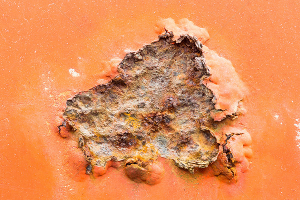 Rusted metal surface Stock photo © smuay