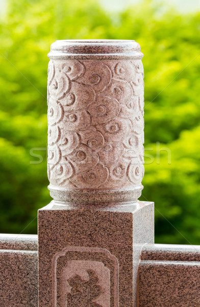Stone carving Stock photo © smuay