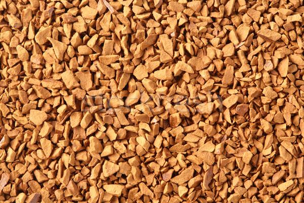 Freeze dried coffee Stock photo © smuay