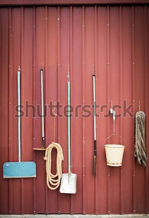 Farm tools Stock photo © smuay
