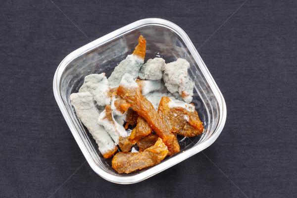 Mold on food Stock photo © smuay