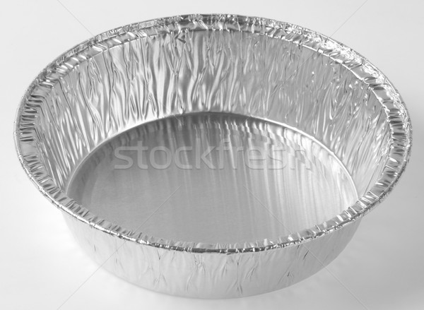 Baking foil plate Stock photo © smuay