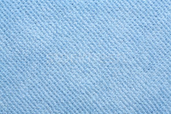 Mikro rost ruha textúra közelkép fény Stock fotó © smuay