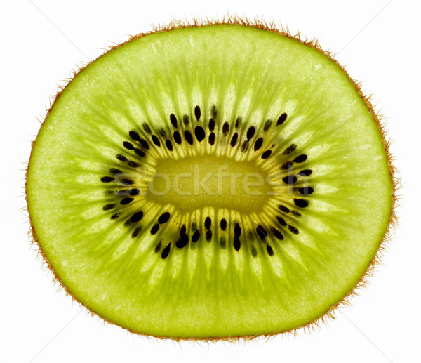 Kiwi fruit portion Stock photo © smuay
