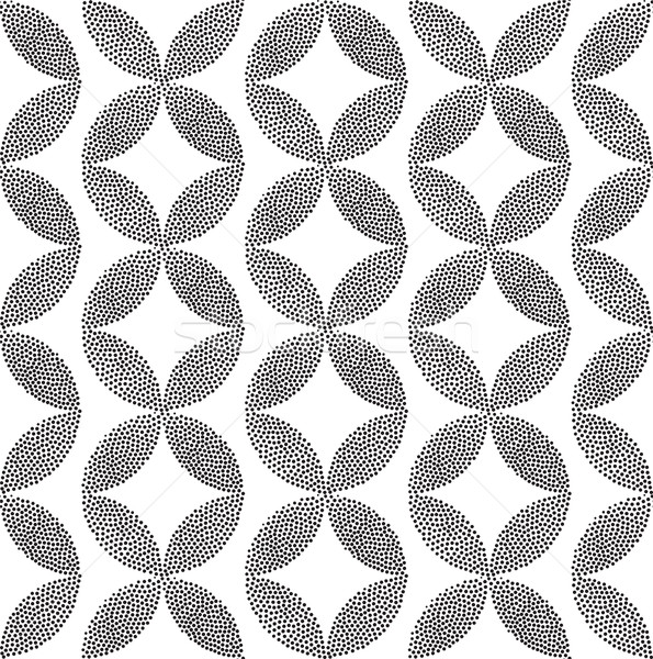 Foto stock: Vetor · geométrico · clássico · abstrato