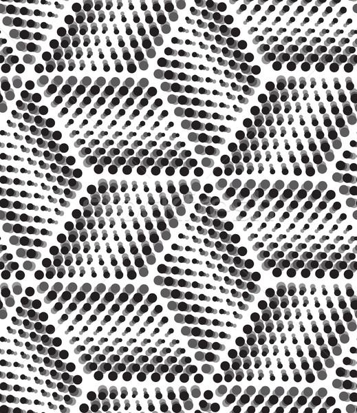 вектора современных геометрический Сток-фото © softulka