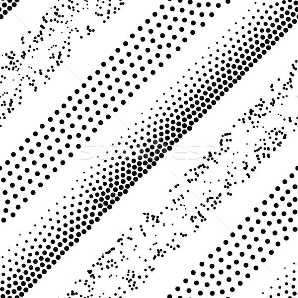 Vetor geométrico abstrato Foto stock © softulka