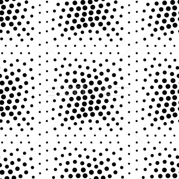 Vektör geometrik soyut karmakarışık Stok fotoğraf © softulka
