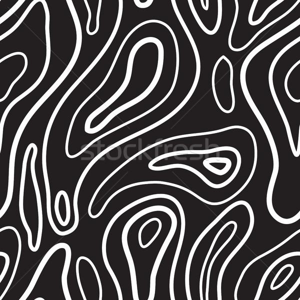 Evrensel soyut model karalama geometrik Stok fotoğraf © softulka
